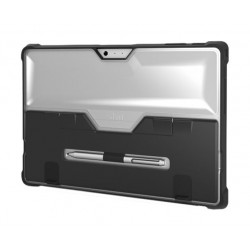 STM Dux Case for Microsoft Surface Pro 4 & Surface Pro 2017 12.3-inch - Black