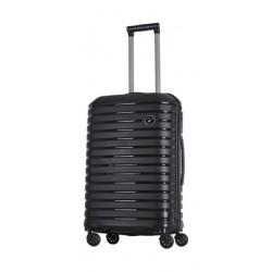 US POLO Legend Hard Trolley Luggage - Medium/Black