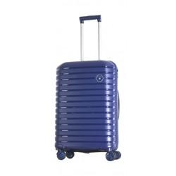 US POLO Legend Hard Trolley Luggage - Medium/Blue