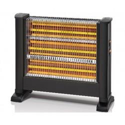 Wansa 1650W Halogen Heater - EH-1650-3H