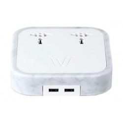 Woodie Milano Woodie Hub Wireless Charging - Italian Classic