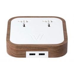 Woodie Milano Woodie Hub Wireless Charging - Wood Master