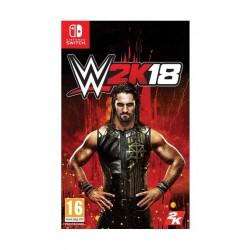 WWE 2K18: Nintendo Switch Game