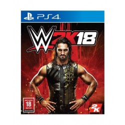 WWE 2K18: PlayStation 4 Game