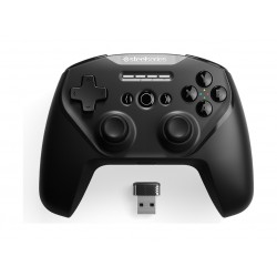 Steelseries Stratus Multi-platform Dual Wireless Controller - Black