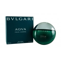 Bvlgari Aqva by Bvlgari For Men 100 ML Eau de Toilette
