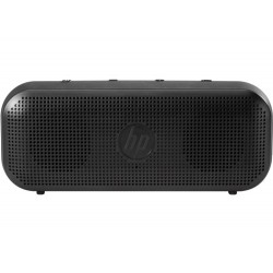 HP 400 Bluetooth Portable Speaker (X0N08AA) - Black 1st view