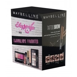 Lujain Maybelline Promo Pack