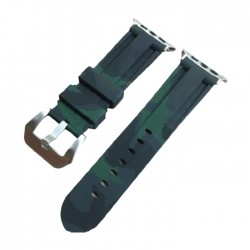 EQ Apple Watch Band Size 38/40MM (Camouflage) - Green