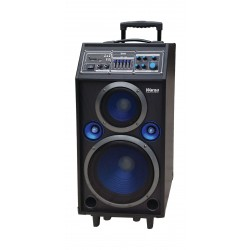 Wansa Bluetooth Trolley Speaker with USB Connection (CA-316) - 160W