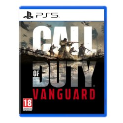 Call of Duty Vanguard PS5 playstation 5 Game cover