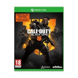 Call of Duty: Black Ops 4 Specialist Edition - Xbox One Game