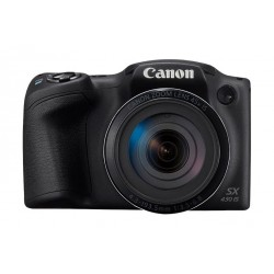 Canon Powershot SX430 20MP 45X 3-inch Digital Camera - Black