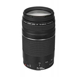 Canon EF 75-300mm f/4-5.6 III Autofocus Lens