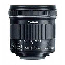 Canon EF-S 10-18mm f/4.5-5.6 IS STM Lens Ultra Wide