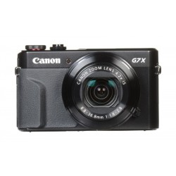 Canon PowerShot G7 X Mark II Front View