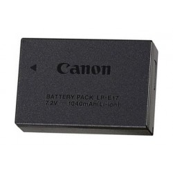 Canon Li-ion Replacement Battery (LP-E17)