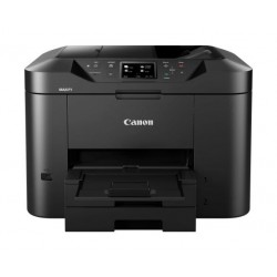 Canon MAXFY MB5140 4 IN 1 Color Inkjet-WIFI Printer Black - Front View 1
