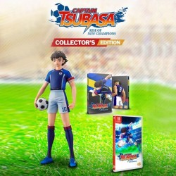 Captain Tsubasa: Rise Of New Champions Collector's Edition - Nintendo Switch Game