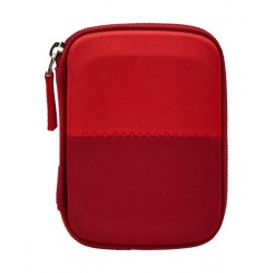 Case Logic HDC-11 Portable Hard Drive Case - Red