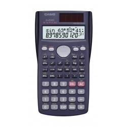 Casio 240 Function Scientific Calculator (Fx-85ms) - Black