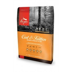 Orijen Cat And Kitten Dry Food 6.8Kg