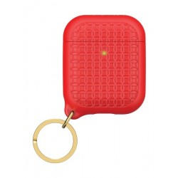 Catalyst Keyring Case Airpods - Red