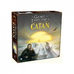 A Game of Thrones: Catan - Brotherhood of the Watch Board Game