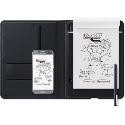 Wacom Bamboo Folio Smartpad Small (CDS-610G) - Black