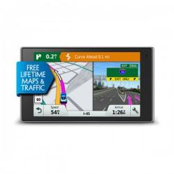 Garmin DriveLuxe 5-Inch GPS Navigator For MENA & Europe – Black