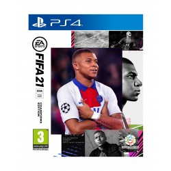 Pre-Order: FIFA 21 Champions Edition - PS4 Game