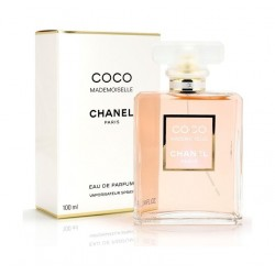 Coco Mademoiselle by Chanel for Women Eau de Parfum - 100ml