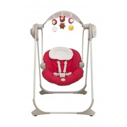 Chicco Swing Polly Swing Up (151J) - Red Wave
