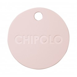Chipolo PM6 Smart Keyring Bluetooth Tracker - Rose Quartz