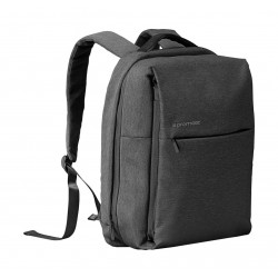 Promate CityPack BackPack For 15-ich Laptop - Black