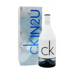 CK IN2U by Calvin Klein For Men 100 ML Mau de Toilette