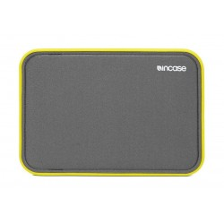Incase ICON Sleeve For iPad (CL60521) - Grey/Lemon
