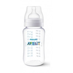 Philips Avent Classic Plus 330ml Baby Bottle - Clear