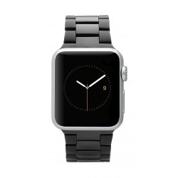 Case Mate Apple Watch Band 42mm Band (CM-CM034064) - Black/Grey