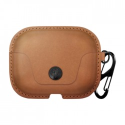 Twelve South AirSnap Pro Leather Case for AirPods Pro in Kuwait | Buy Online – Xcite