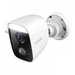 DLink Full HD Outdoor Wi-Fi Security Camera – White