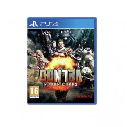 Contra Rogue Corps - PlayStation 4 Game