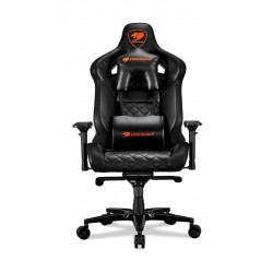 Cougar Armor Titan Ultimate Gaming Chair - Black