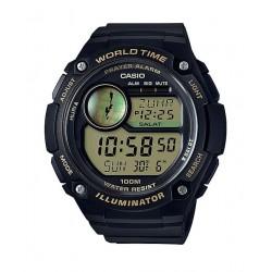 Casio Illuminator 54mm Gent's Rubber Sports Watch - (CPA-100-9AVDF)