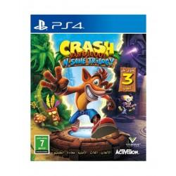 Crash Bandicoot N.Sane Trilogy - PS4 Game