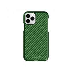 Oceans 75 Ocean Wave Dolphin Case For iPhone 11 Pro - Green