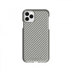 Oceans 75 Ocean Wave Dolphin Case For iPhone 11 Pro - Grey