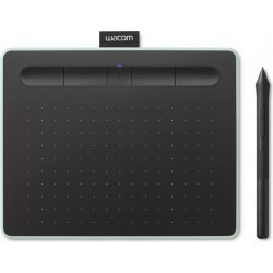 Wacom Intuos Bluetooth Creative Pen Tablet Small (CTL-4100WLK) - Pistachio Green