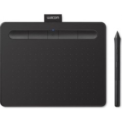 Wacom Intuos Bluetooth Creative Pen Tablet Small (CTL-4100WLK) - Black