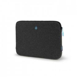 "Dicota Skin Flow for 13-14.1"" Laptop - Anthracite & Blue"